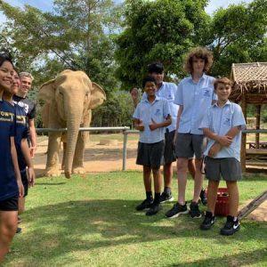 Samui Elephant Haven School for Children