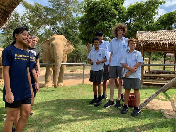 Samui Elephant Haven School for Children