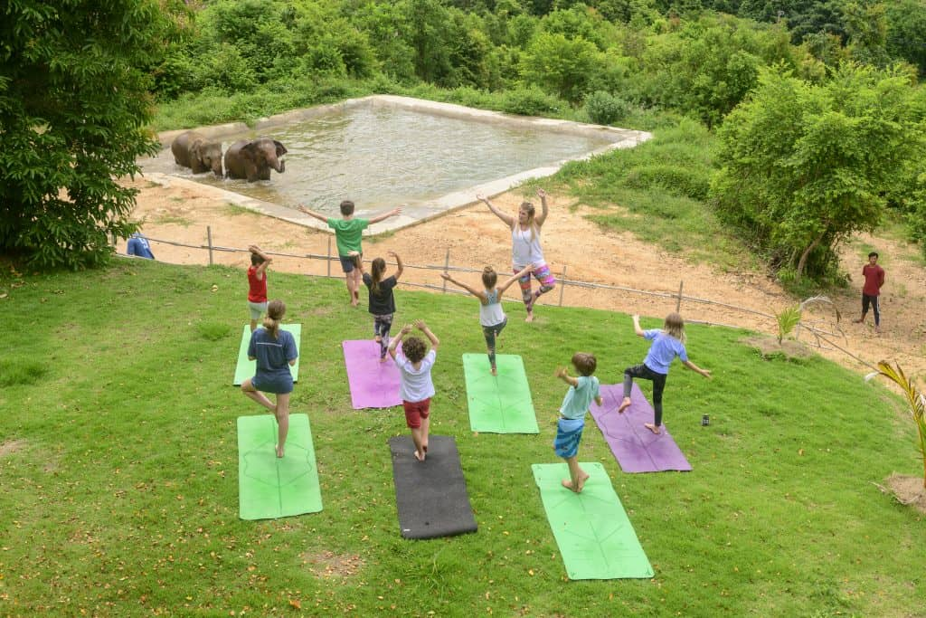 SEH Community Yoga For kids