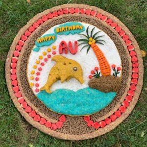 Large Elephant Cake 12