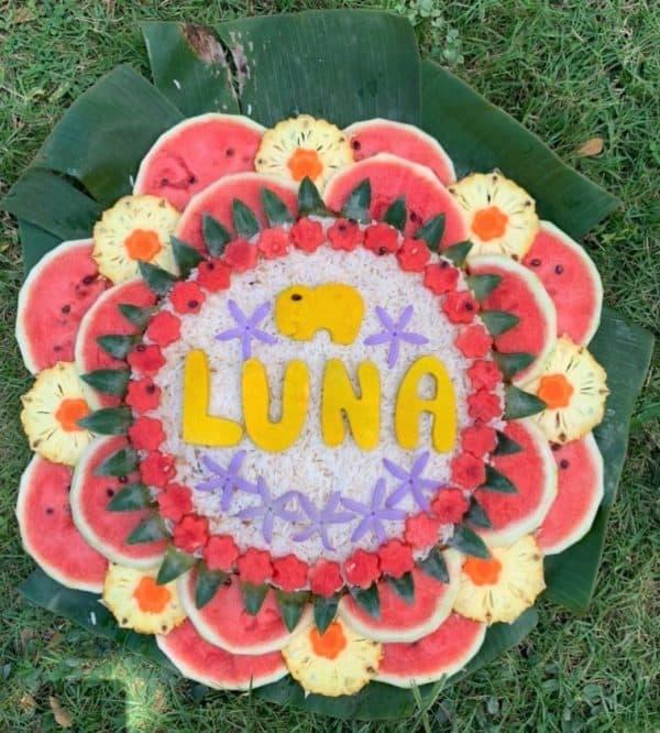 Cake for Luna