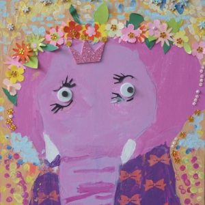 #1 Princess of Elephants (Aged 3)