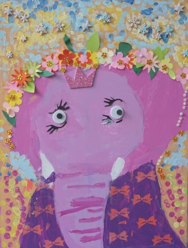 #1 Princess of Elephants (Aged 3)