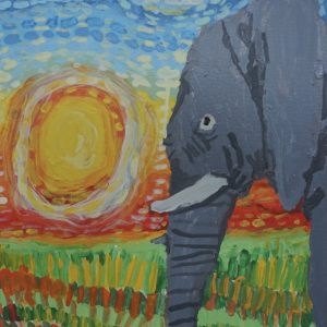#11 The Sun of Elephant (Aged 5.5)