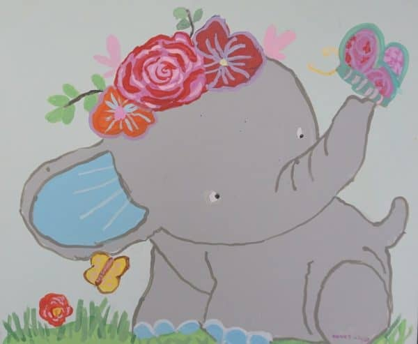 #20 Dream Elephant (Aged 8)