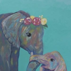 #27 Elephant's Love (Aged 10)